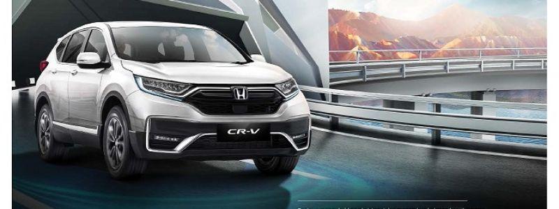 ALL NEW HONDA CR-V
